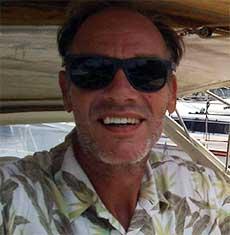 Yacht Broker Lars Bergstrom