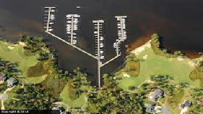 Albemarle Plantation Marina North Carolina