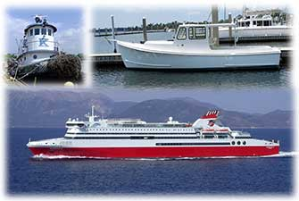 Buy a Commercial Marine Vessel