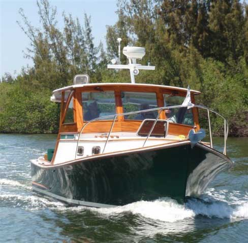 Curtis stokes yacht brokerage pemaquid beach 26 for sale for Motor yachts for sale near me
