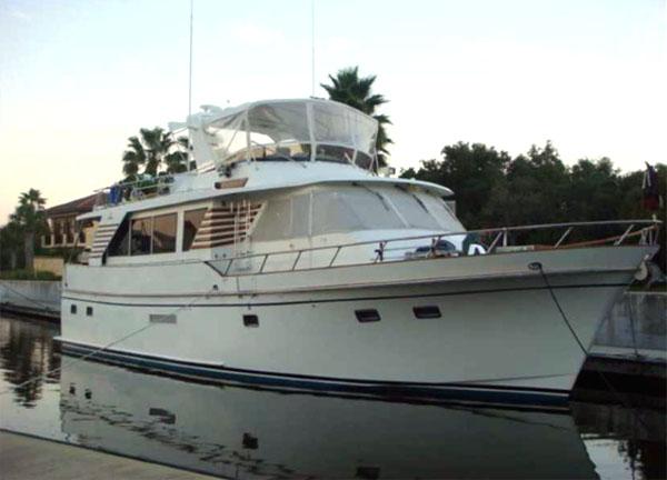 47 Atlantic Motor Vessel: Curtis Stokes Yacht Brokerage- Defever 47 Motor Yacht