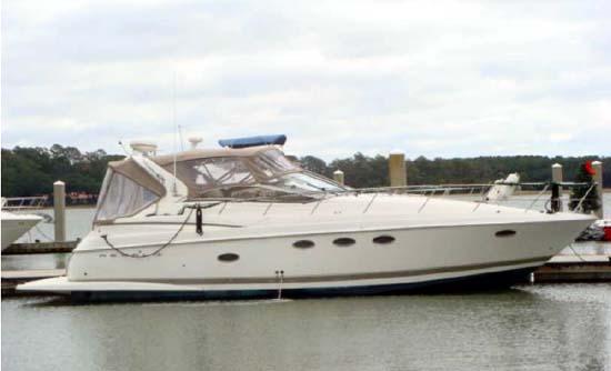 Curtis Stokes Yacht Brokerage Motor Yacht Family Affair