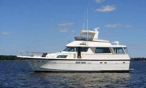 Hatteras 52 Motor Yacht Lady Di