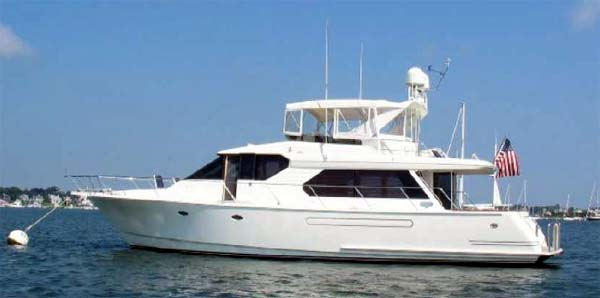 Motor Yacht West Bay Sonship 58