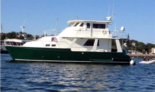 Power Cat Yacht for Sale