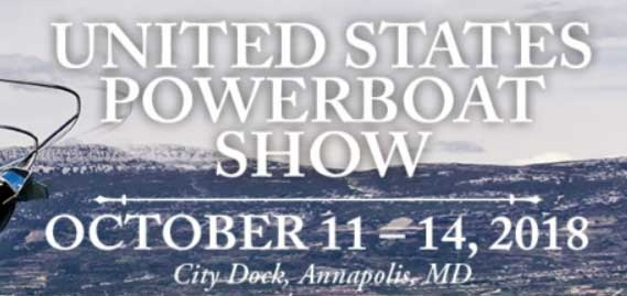 2018 Annapolis Power Boat Show