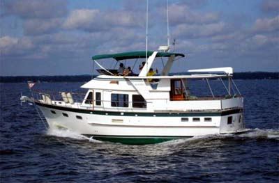 DeFever Trawler Sales and Support
