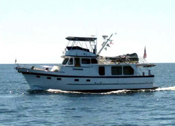 DeFever 49 Trawler