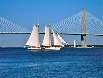 Spirit of South Carolina Cooper River Charleston Harbor