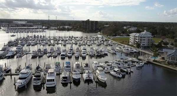 Jacksonville Florida Ortega Marina