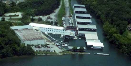 Lakeshore Marina Chattanooga Tennessee