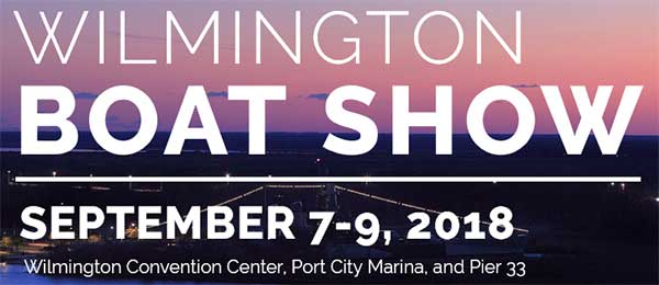 2018 Wilmington Boat Show
