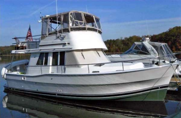 Mainship Trawlers for Sale- Curtis Stokes Yacht Brokerage