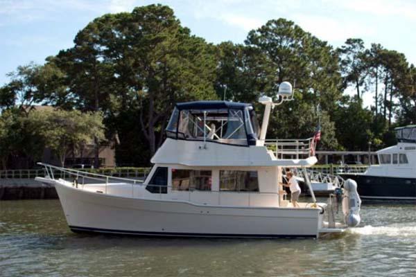 Mainship 34 La Cura Dello Yacht