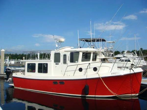 34 American Tug Freedom for Sale