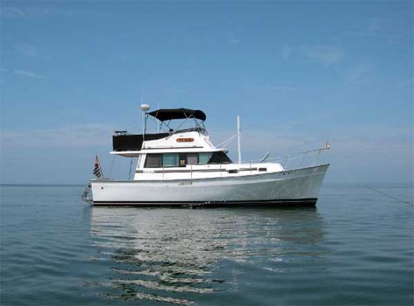 Mainship Trawler for Sale