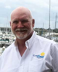 Yacht Broker Tom Russell