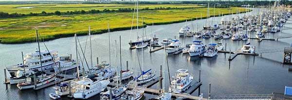 Brunswick Landing Marina Georgia