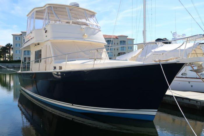 Mainship 47 trawler for sale