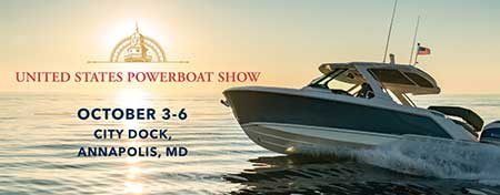 Annapolis Powerboat Show 2019