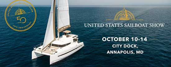 Annapolis Sailboat Show 2019