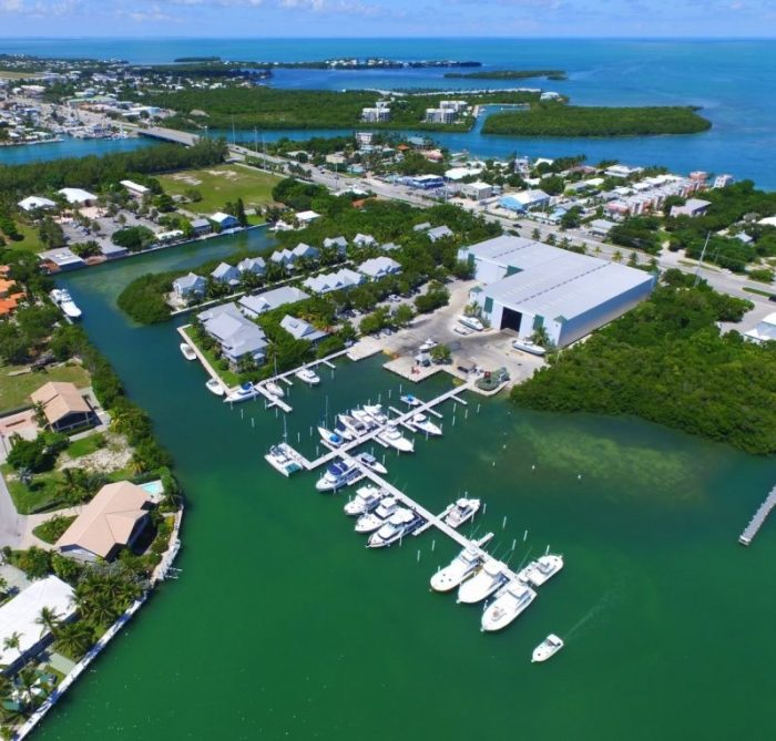 Boathouse Marina Marathon Florida