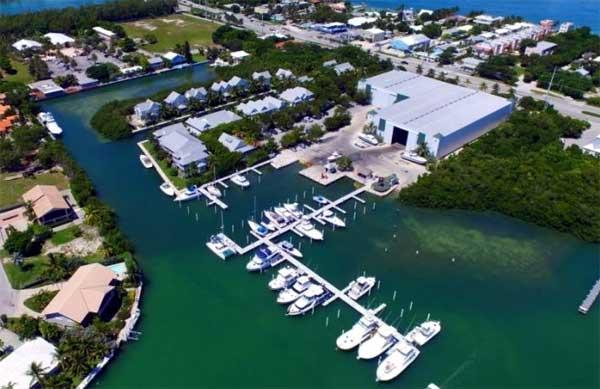 Boat House Marina Marathon FL