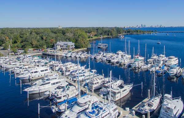 Ortega Landing Marina Jacksonville FL