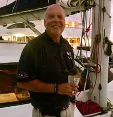 Yacht Broker Fletcher Bauman