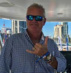 Yacht Broker Brian Mouldey