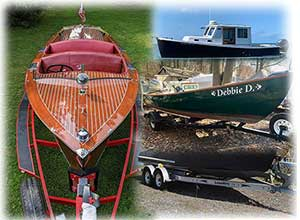 Trailerable Boats for Sale