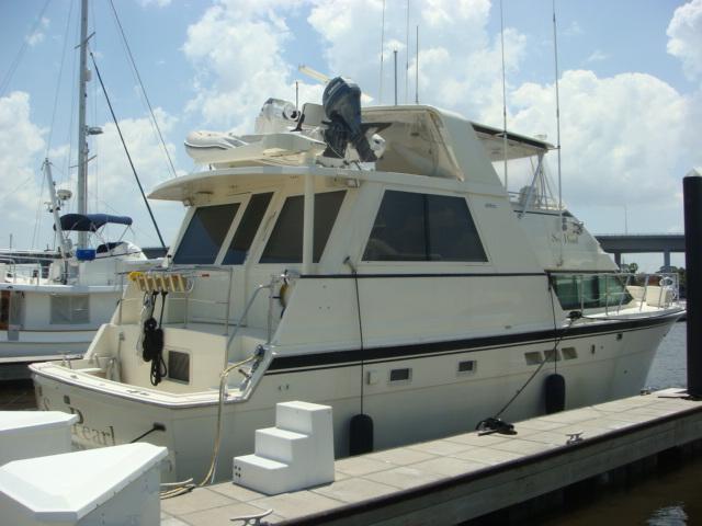 52 Hatteras Sea Pearl