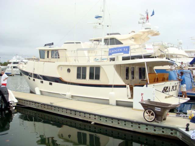 58 Kadey Krogen Sea Fox