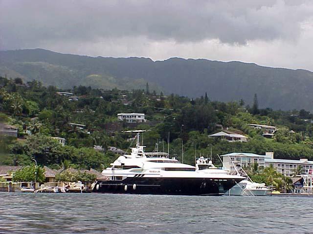 Renegade - 143' LLOYDS RENEGADE Marina Taina, Tahiti