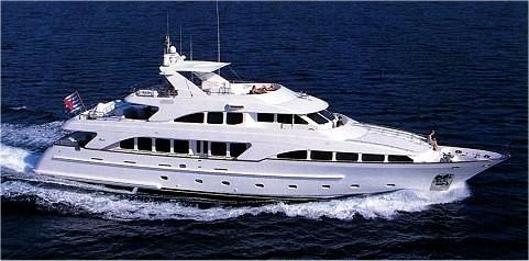 Sea Century - 115' BENETTI SEA  CENTURY